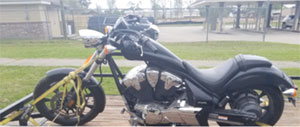 image of honda motorcyle for sale